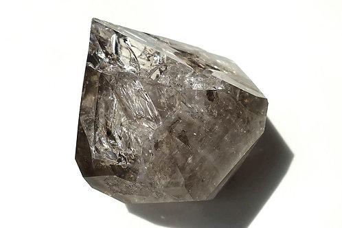 赫基蒙鑽石(閃靈鑽)骨幹水晶#2