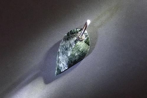 綠龍晶銀吊墜3