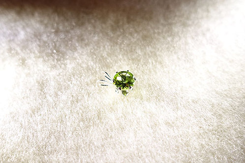 誕生石系列:8月誕生石 - 橄欖石吊飾1