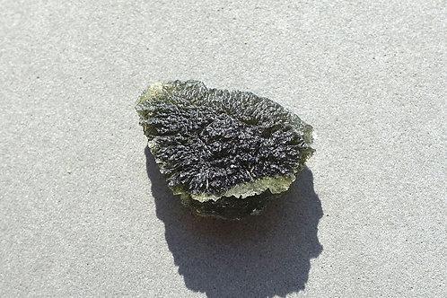 捷克隕石標本14 (附證書卡)