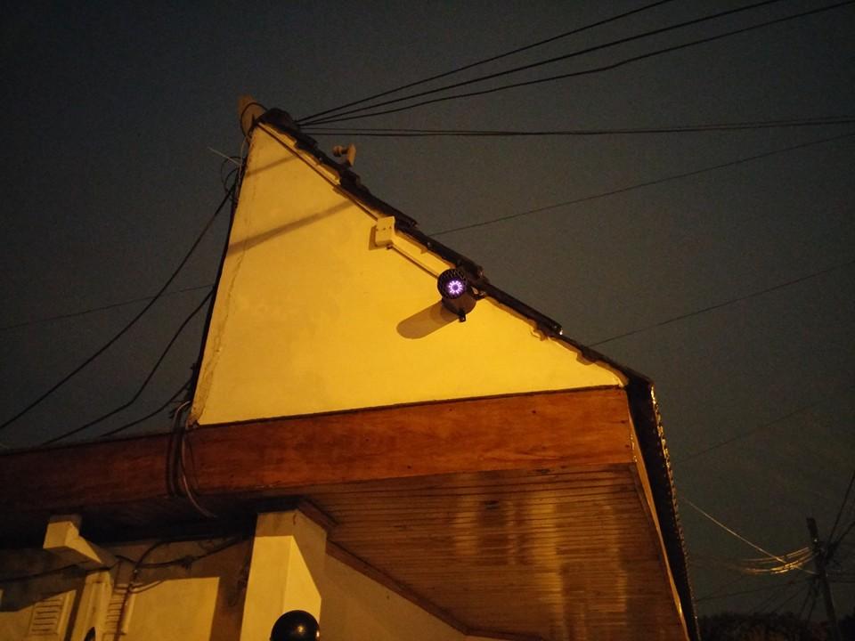 Instalación Cámara Vigilancia