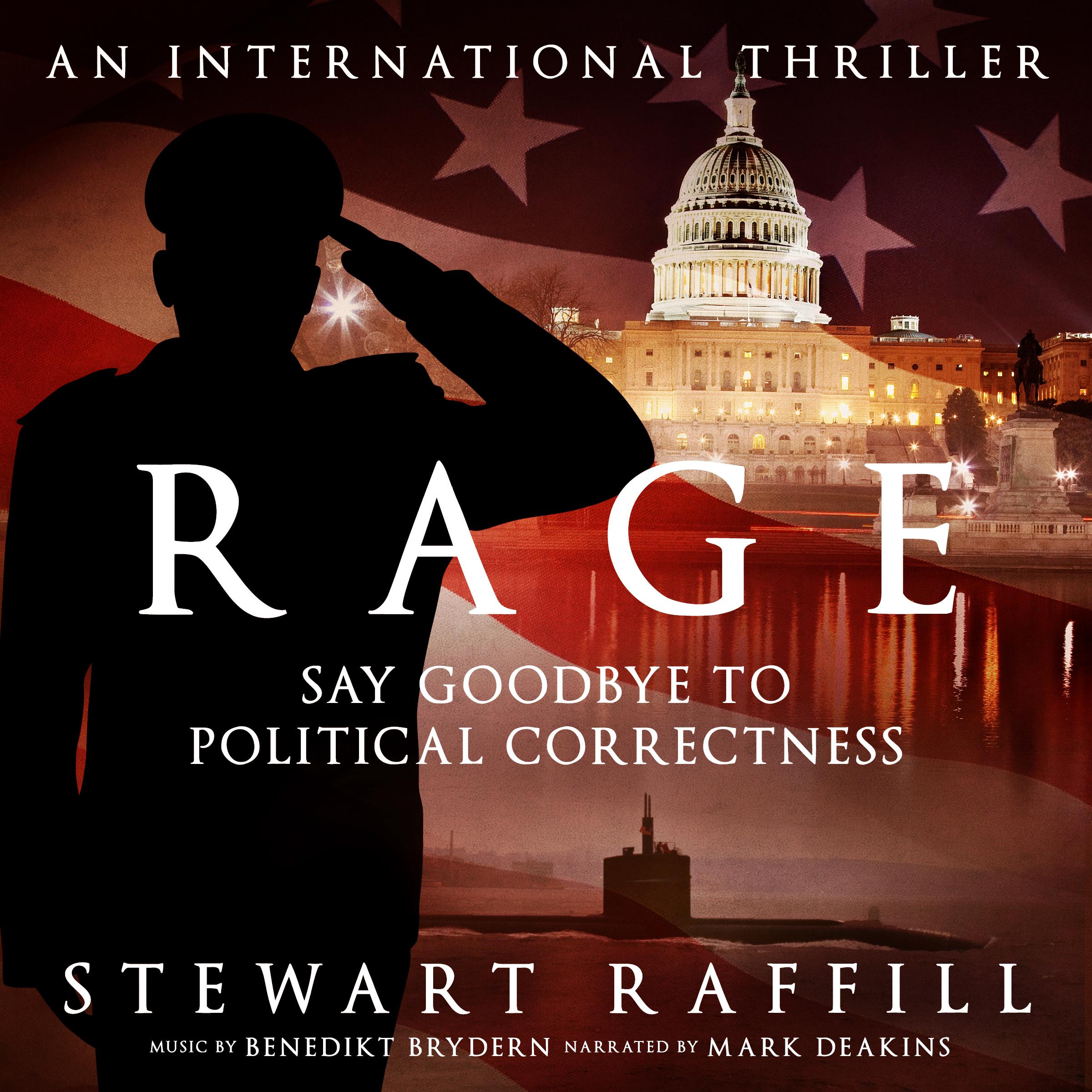 Rage Audiobook 0816