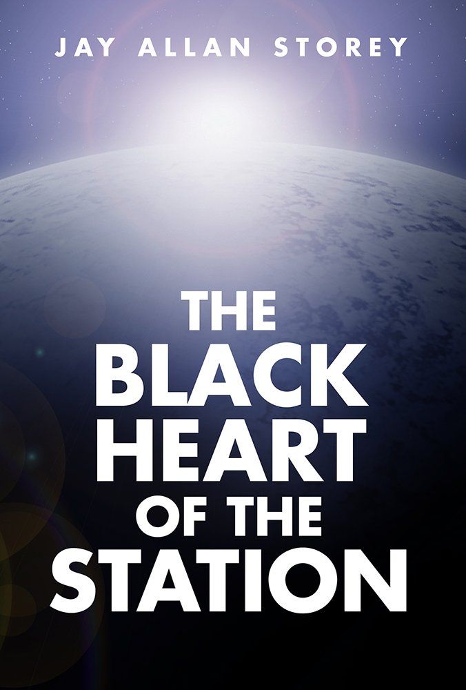 The Black Heart of the Station eBook (Small)