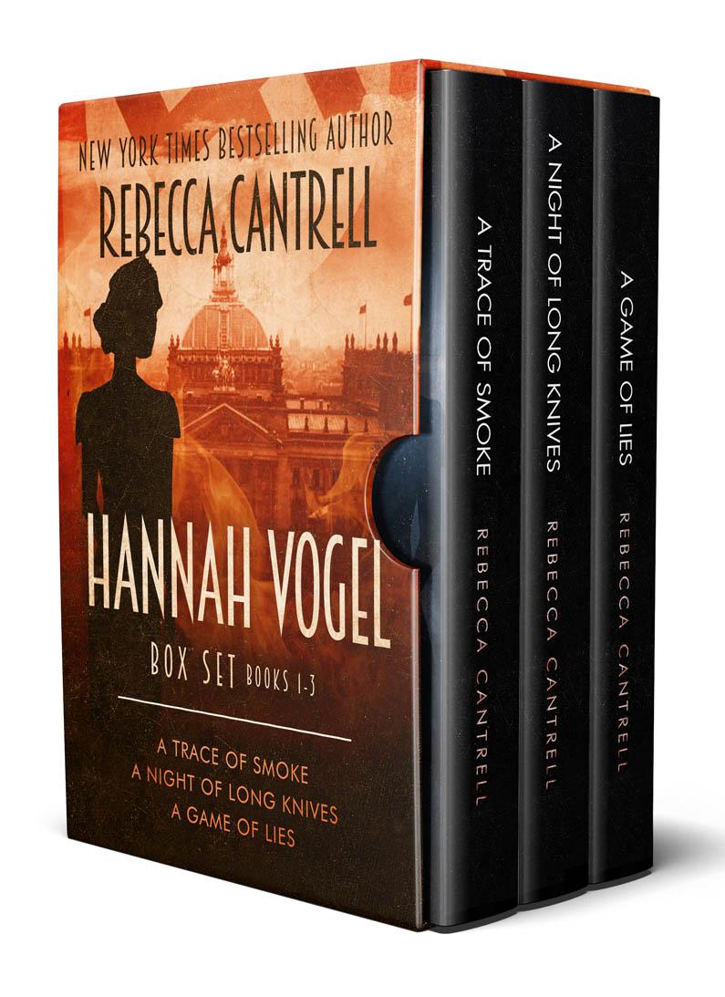 Hannah Vogel Box Set 3D (Large)