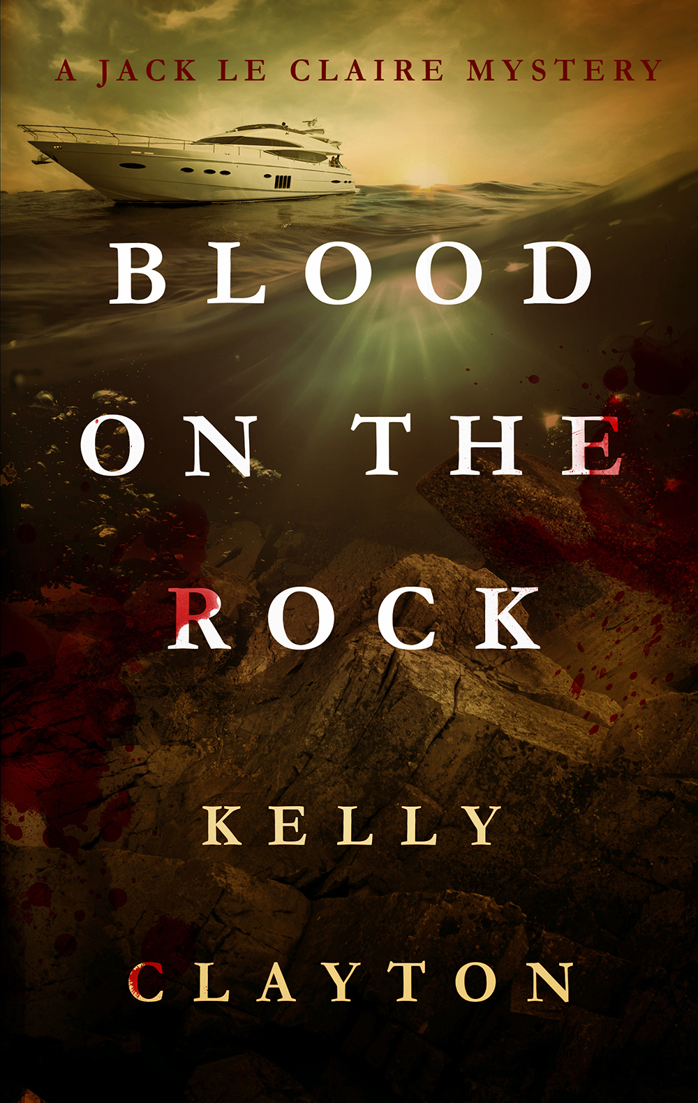 Blood on the Rock (Small)