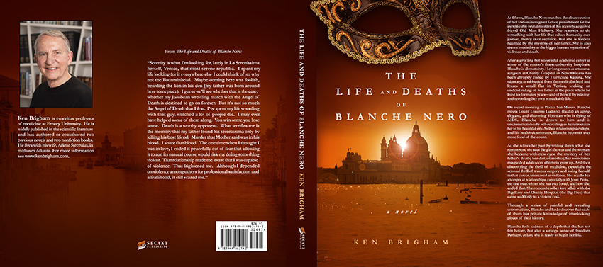 The Life and Deaths of Blanche Nero HB