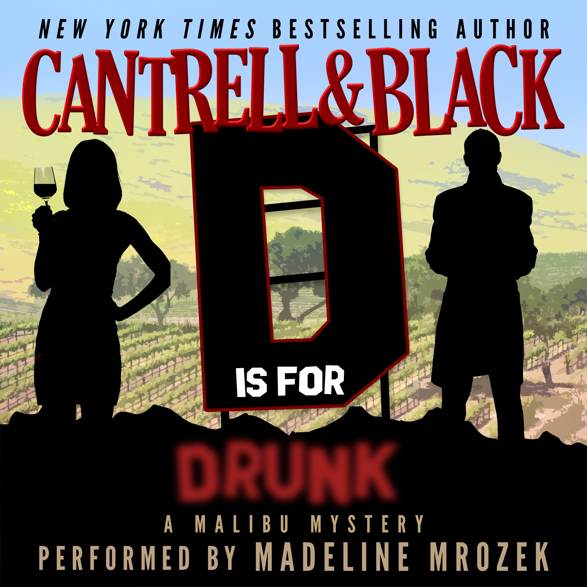 D is for Drunk Audiobook