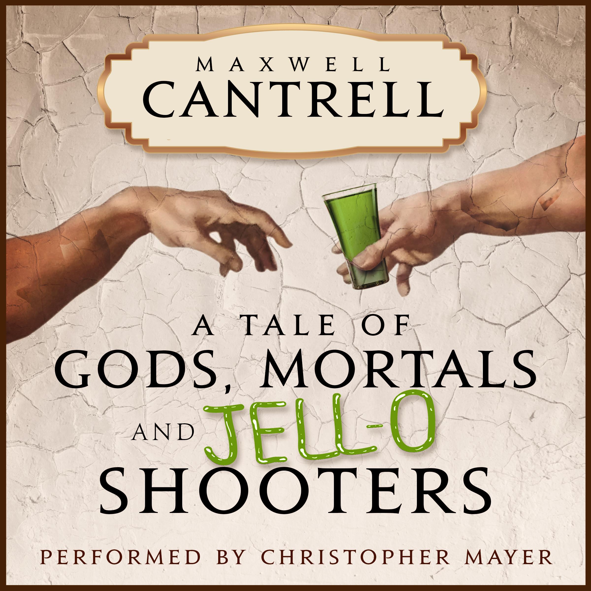 A Tale of Gods, Mortals, and Jell-o Shooters Audio