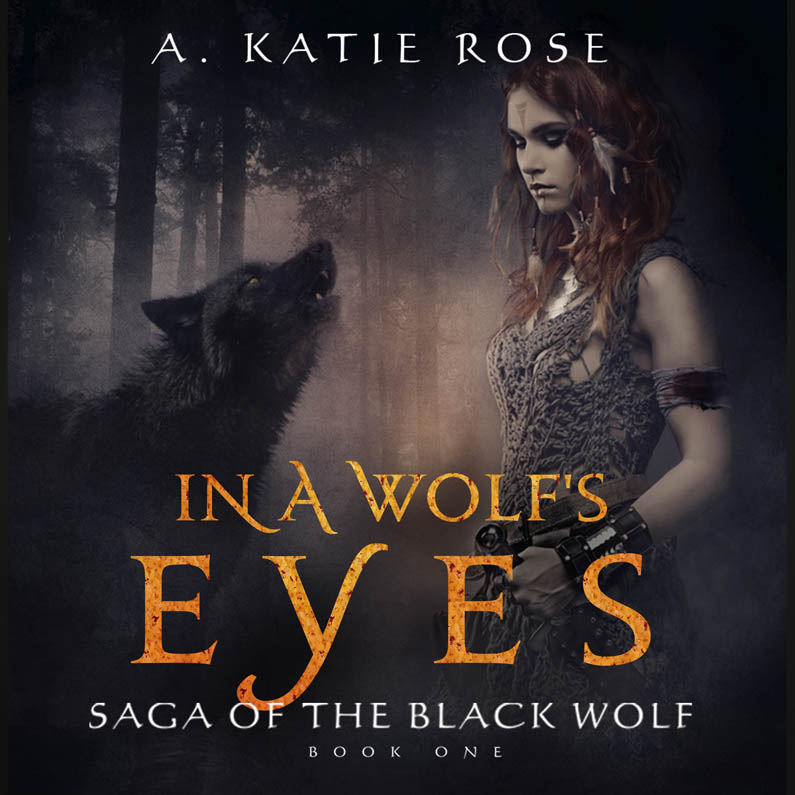 In a Wolf's Eyes Audiobook