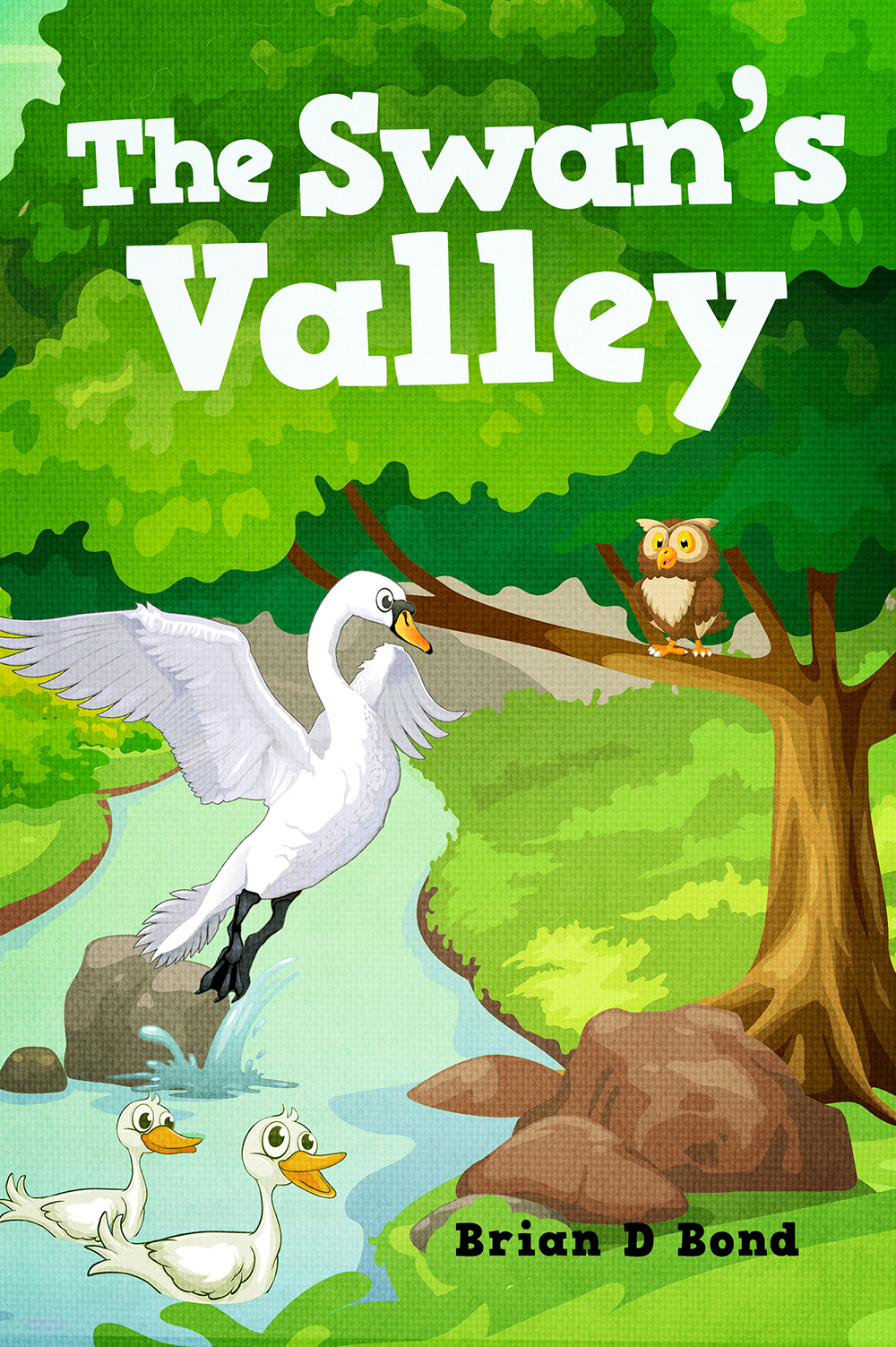The Swans Valley (Small)