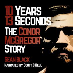 10 Years 13 Seconds Audiobook
