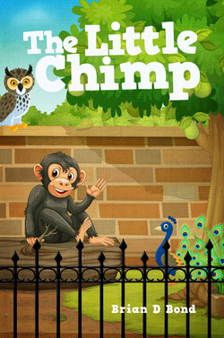 The Little Chimp (Small)