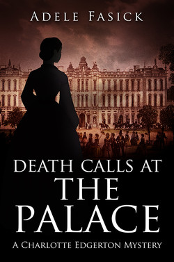 Death Calls at the Palace (Small)