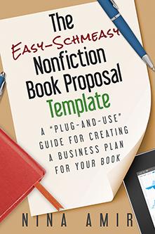 The Nonfiction Book Proposal Templat
