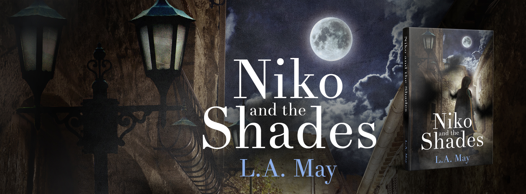 Niko and the Shades Banner