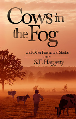 Cows in the Fog (Small)