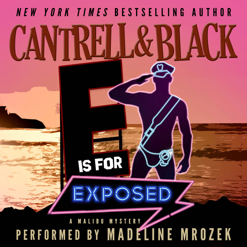 E is for Exposed Audiobook