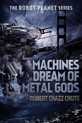Machines Dream of Metal Gods