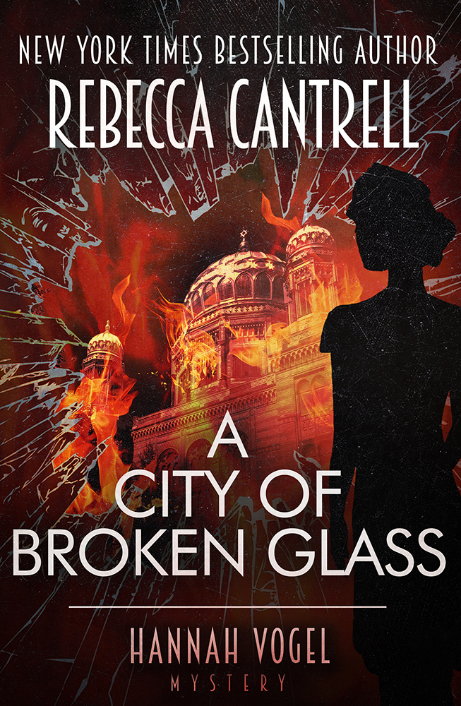 A City of Broken Glass (Small)