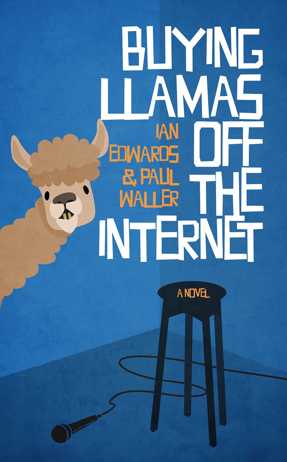 Buying Llamas Off the Internet (Small)