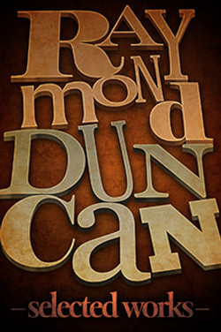 Raymond Duncan - Selected Works
