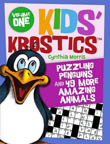 Kids Krostics Front 1031