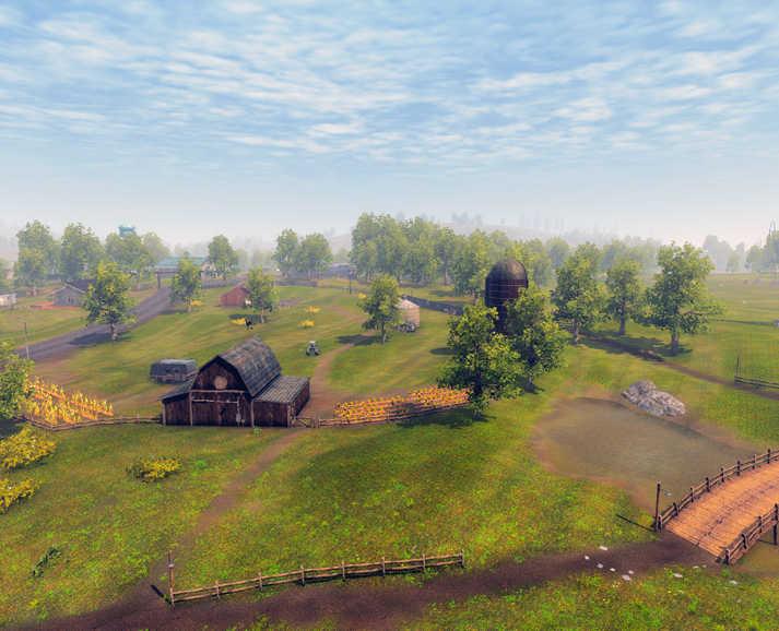 Ponyvale Ponds & Farm
