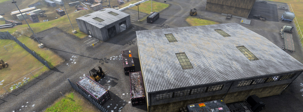 Dirty Deeds, Warehouses