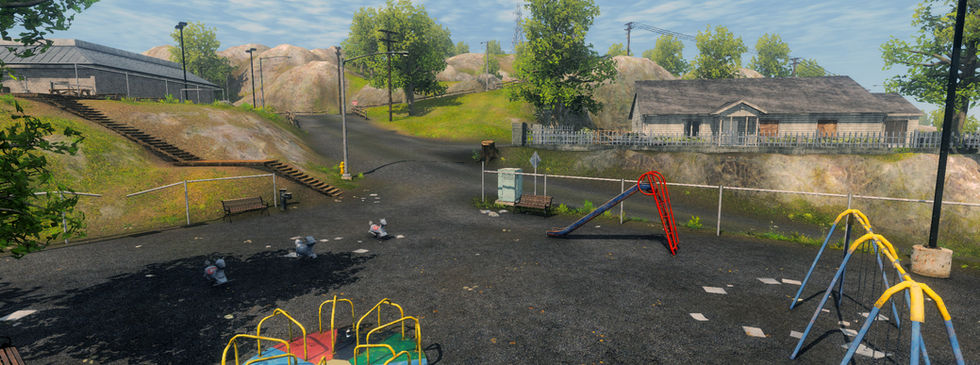 Clubhouse Playground