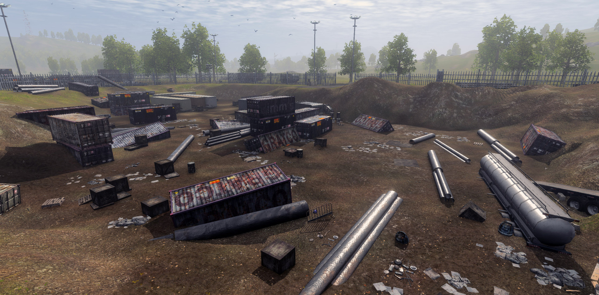 Dirty Deeds Dump Pit