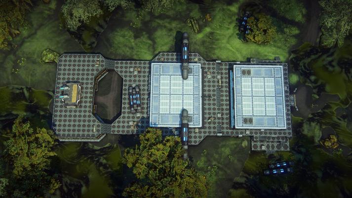Power Variant Construction Site 1