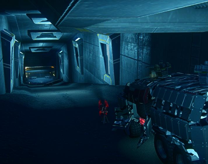 Vehicle Tunnel Tactics
