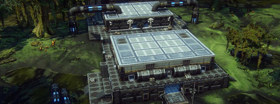 Power variant construction Site 2