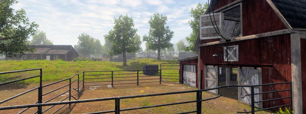 Ponyvale Barn