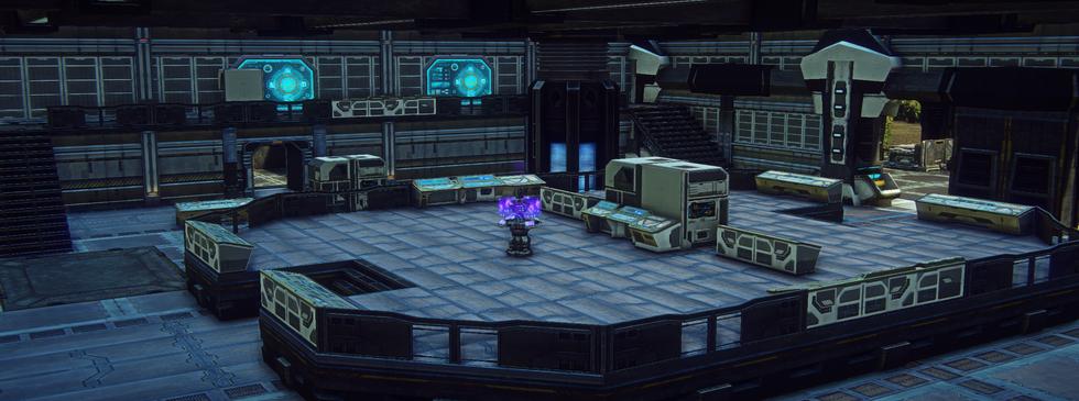 Cap Point Warehouse variant