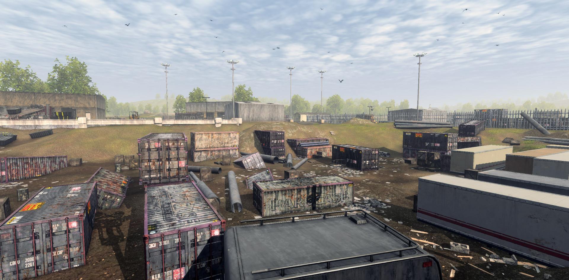 Dirty Deeds Dump Pit 2