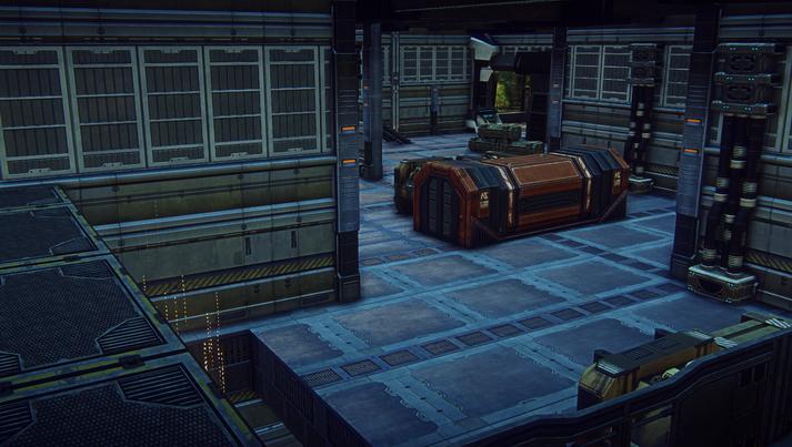 Attacker Warehouse