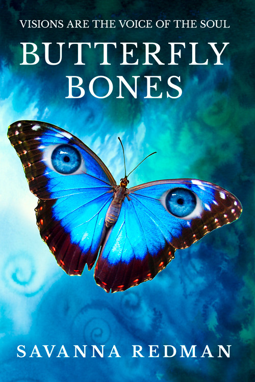 Butterfly Bones, as released in 2015. It was pulled from the market and rewritten, following the author's original manuscript, and released in 2021 as Tumbling Down