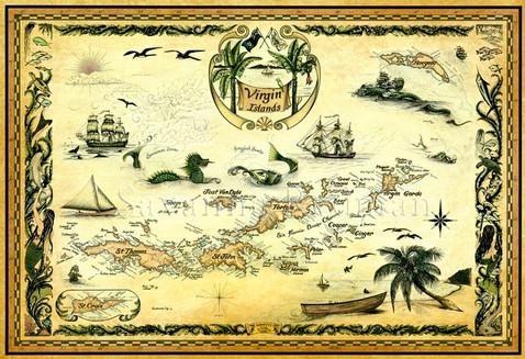 Virgin Islands Chart