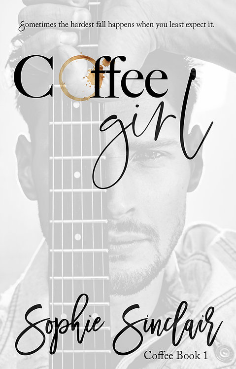 Signed Copy of Coffee Girl