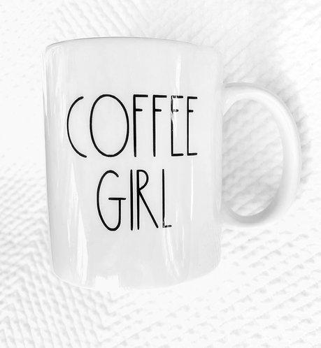 Coffee Girl Mug
