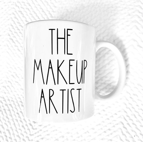 The Makeup Artist Coffee Mug