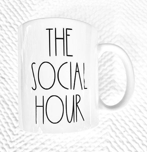 The Social Hour Mug