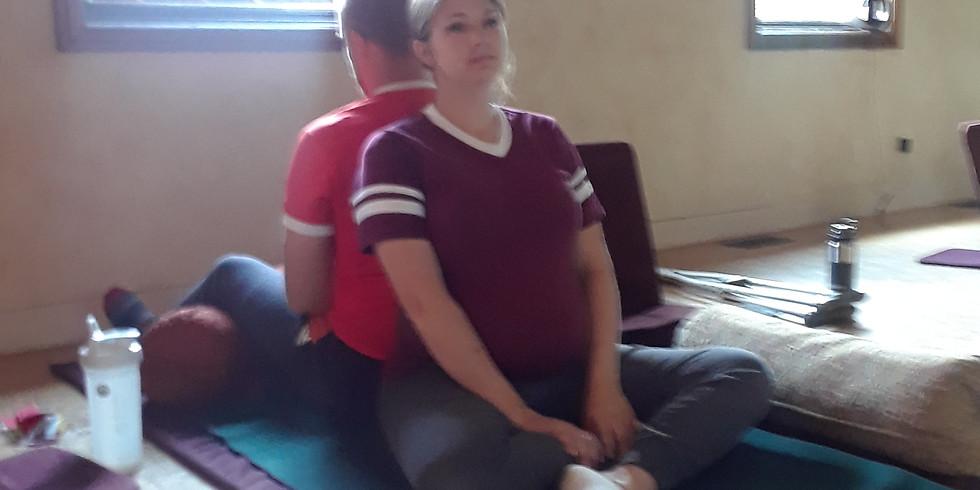 Prenatal Yoga Couples Workshop
