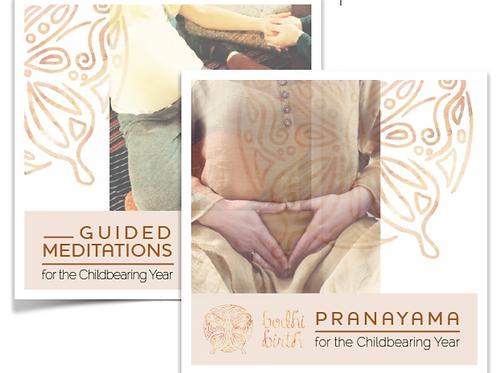 Bundle: Guided Meditations & Pranayama Practices
