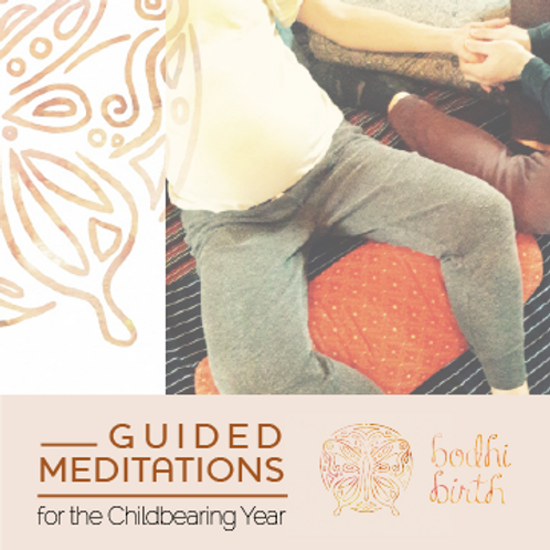 Bhava Birth Guided Meditations