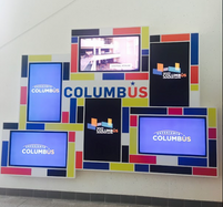 Columbus Convention Center Digital Signa