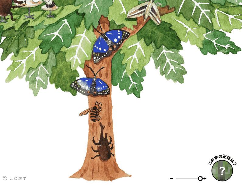 サントリー  水と生きる「空想の森」