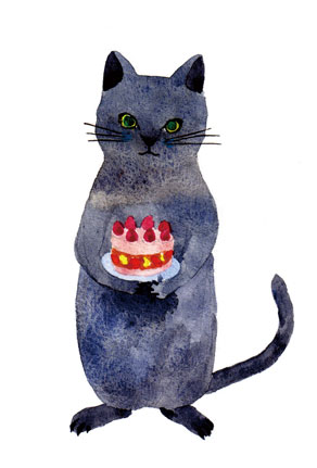 cat-and-cake