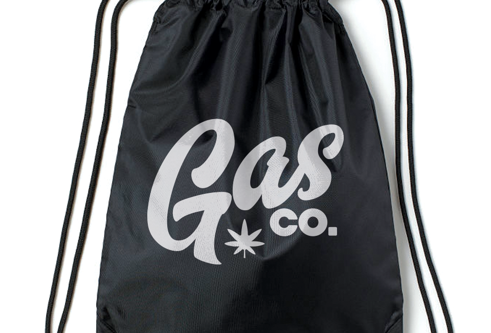 GAS Co Drawstring Bags